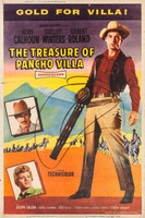 The Treasure of Pancho Villa movie poster (1955) picture MOV_uee4fpig