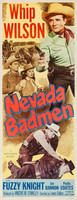 Nevada Badmen movie poster (1951) picture MOV_uftlcwab