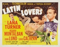 Latin Lovers movie poster (1953) picture MOV_ulcjohmy