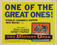 The Defiant Ones movie poster (1958) picture MOV_5983f7fe