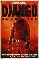 Django Unchained movie poster (2012) picture MOV_uvvbakrc
