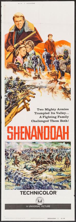 Shenandoah movie poster (1965) poster MOV_v92ywuau