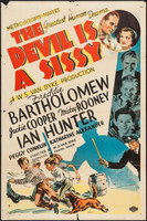 The Devil Is a Sissy movie poster (1936) picture MOV_d16dd4ad
