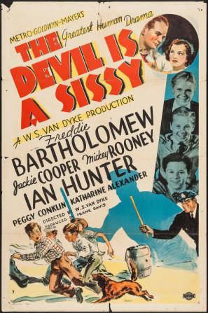The Devil Is a Sissy movie poster (1936) poster MOV_vdl3mspu