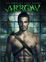 Arrow movie poster (2012) picture MOV_vetqb4z3
