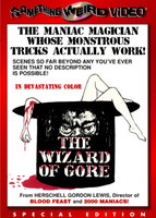 The Wizard of Gore movie poster (1970) picture MOV_vqmwjkot