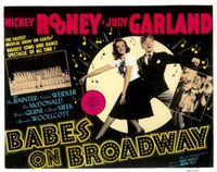 Babes on Broadway movie poster (1941) picture MOV_vt2rgjcp