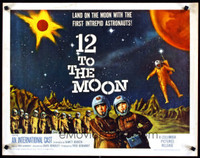 12 to the Moon movie poster (1960) picture MOV_vyrnd1gy