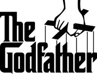 The Godfather movie poster (1972) picture MOV_wkjc06tr