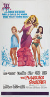 The Pleasure Seekers movie poster (1964) picture MOV_wpbumncr