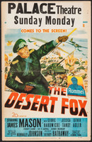 The Desert Fox: The Story of Rommel movie poster (1951) picture MOV_x39t0rf7