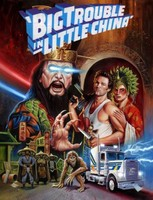 Big Trouble In Little China movie poster (1986) picture MOV_xc5zlfxg