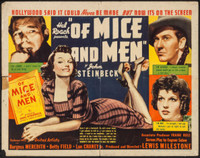 Of Mice and Men movie poster (1939) picture MOV_xgxp5plv