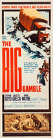 The Big Gamble movie poster (1961) picture MOV_84f8aadf