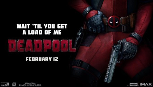 Deadpool movie poster (2016 ) Poster. Buy Deadpool movie poster (2016 )  Posters at IcePoster.com - MOV_xnp9bepa