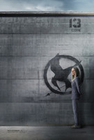 The Hunger Games: Mockingjay - Part 1 movie poster (2014) picture MOV_xolecjnk