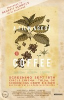 A Film About Coffee movie poster (2014) picture MOV_xopy0mgx