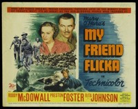 My Friend Flicka movie poster (1943) picture MOV_xvuq9td8