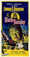 Black Tuesday movie poster (1954) picture MOV_xwzbf51d