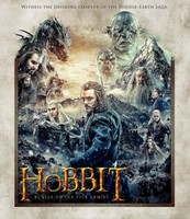 The Hobbit: The Battle of the Five Armies movie poster (2014) picture MOV_y5vmmg1k