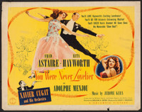 You Were Never Lovelier movie poster (1942) picture MOV_y9eciy5y