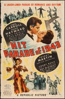 Hit Parade of 1943 movie poster (1943) picture MOV_yaukxa1o