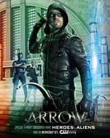 Arrow movie poster (2012) picture MOV_ydx8wcdu
