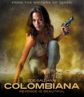 Colombiana movie poster (2011) picture MOV_yechfw2w