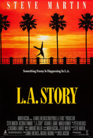 L.A. Story movie poster (1991) picture MOV_yr3choqs