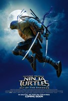 Teenage Mutant Ninja Turtles: Out of the Shadows movie poster (2016) picture MOV_ystpb5ag