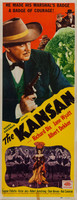 The Kansan movie poster (1943) picture MOV_yt3h5jaj