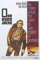 One-Eyed Jacks movie poster (1961) picture MOV_yybwjlqj