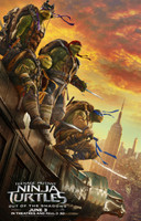 Teenage Mutant Ninja Turtles: Out of the Shadows movie poster (2016) picture MOV_zbgit5nd