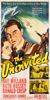 The Uninvited movie poster (1944) picture MOV_zdkzcto1
