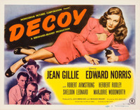 Decoy movie poster (1946) picture MOV_zebjrrnp