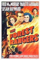 The Forest Rangers movie poster (1942) picture MOV_69362cd4