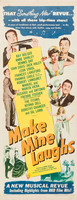 Make Mine Laughs movie poster (1949) picture MOV_zpy2hsmw