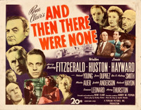 And Then There Were None movie poster (1945) picture MOV_zvp5j41q