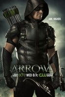 Arrow movie poster (2012) picture MOV_zw6bqeeb