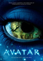 Avatar movie poster (2009) picture MOV_5f1dd066