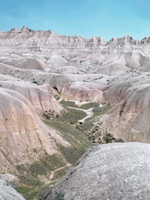 Badlands National Park poster PH7665381