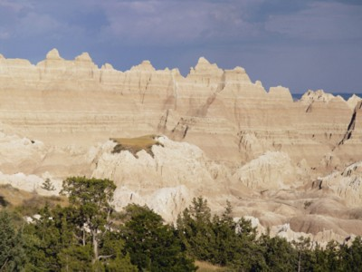 Badlands National Park poster PH7666356